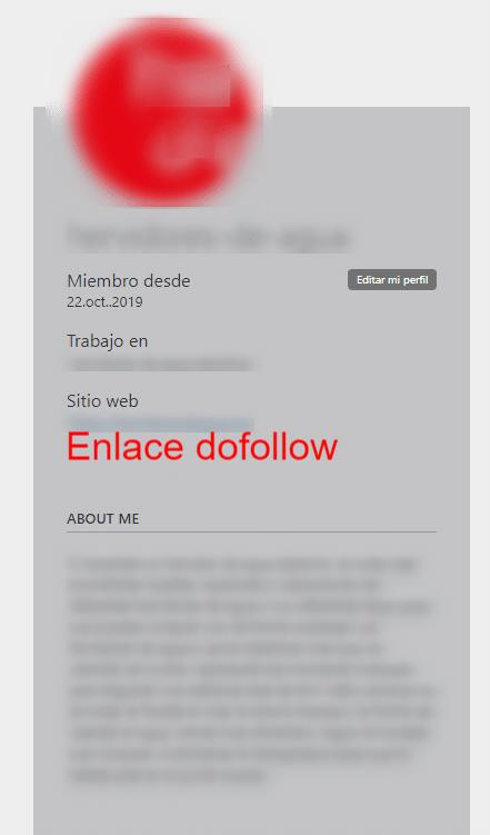 enlace dofollow desde microsoft