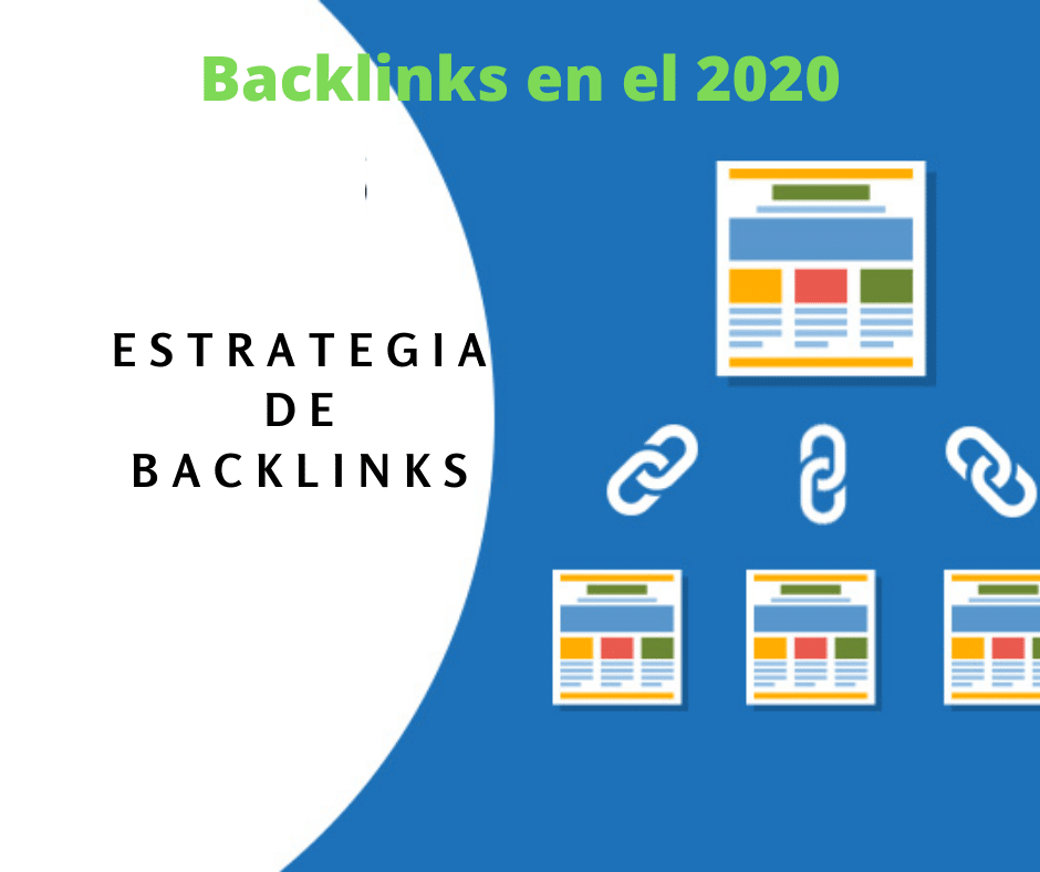 estrategia de backlinks en el 2020