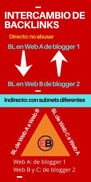 infografia intercambio de backlinks