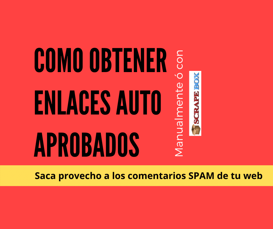 obtener backlinks autoaprobados