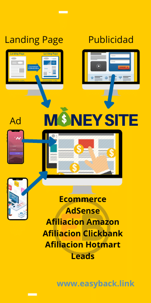 que es un money site - infografia