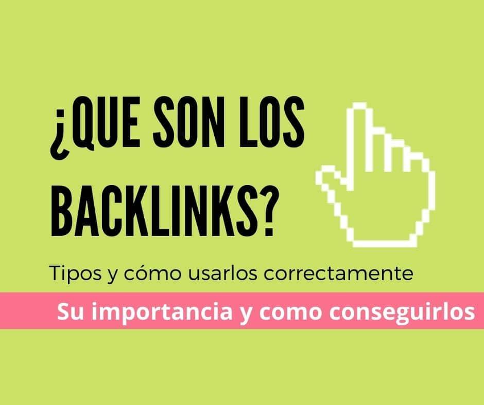 que son backlinks - como conseguirlos