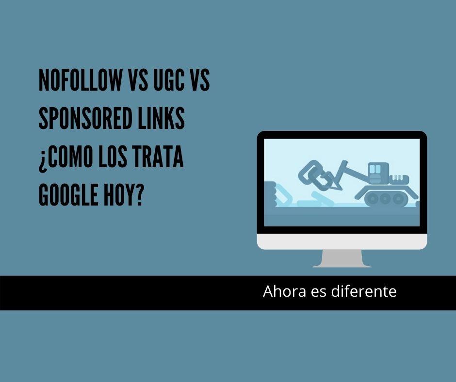 nofollow vs ugc vs sponsored 2021